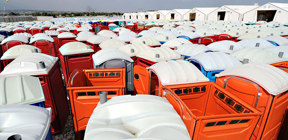 Champion Portable Toilets in Cimarron Hills,  CO